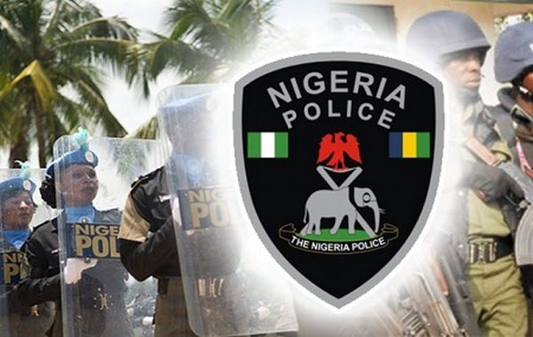 FULL RAID! Nigeria Police Arrest 53 Armed Robbers In Borno