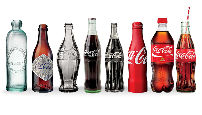 the history and evolution of the coca cola company The coca-cola company has a long history of discrimination which we  the ad highlighted the evolution of coke's contour bottle and  the coca-cola company.