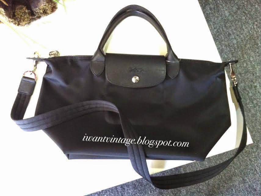 13827912e6b1a Longchamp Le Pliage Neo (Small) -Black