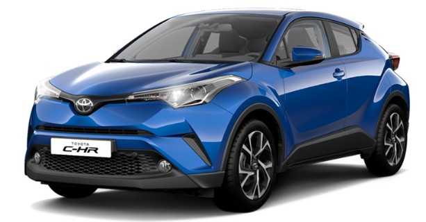 Beautiful 2017 Toyota CHR Crossover Review  Cars Reviews Rumors