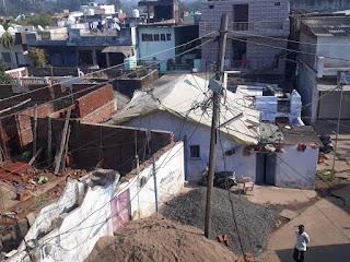 ILLEGAL CONSTRUCTIONS  JABALPUR SMART CITY HIT NEWS