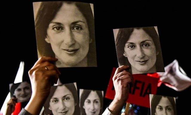Το Ευρωπαϊκό Κοινοβούλιο παρουσίασε το Βραβείο Δημοσιογραφίας «Daphne Caruana Galizia»