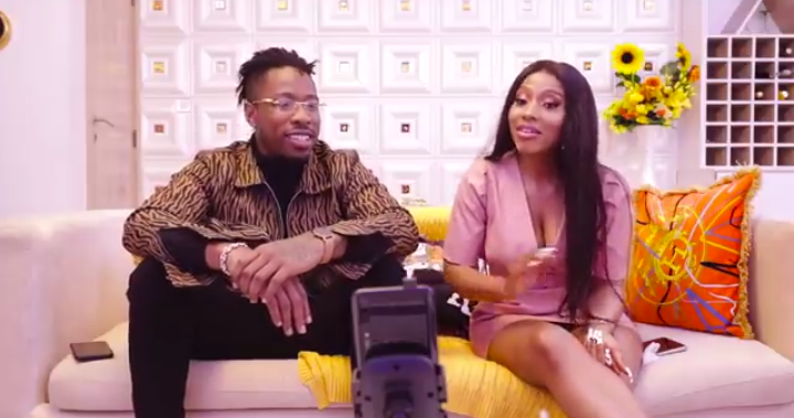 Reality Stars Mercy And Ike Talk To A Therapist To Help Fix The Holes In Their Relationship