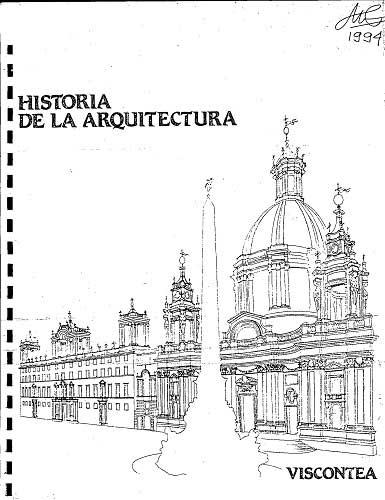 Art & Architecture Library: Historia de la Arquitectura