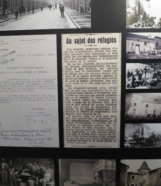 Moselle Déracinée