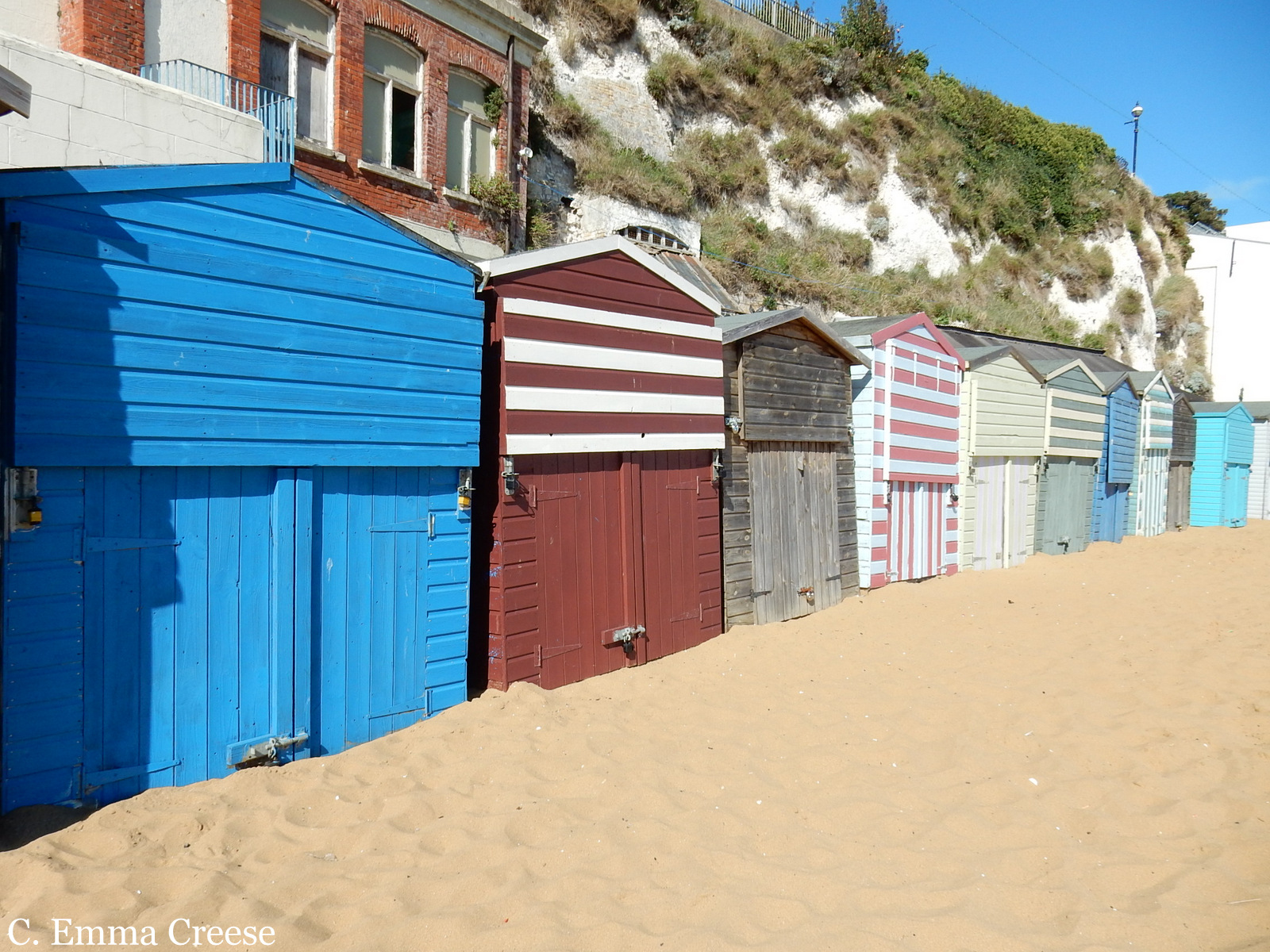 Broadstairs beach 10 London day trips - last-minute and no car required