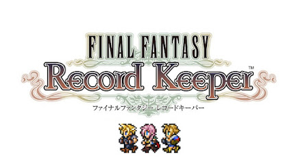Final Fantasy Record Keeper Web: Google+