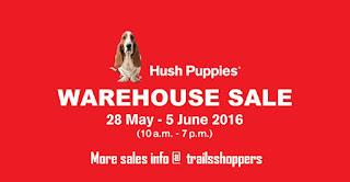 Hush Puppies Warehouse Sale Puchong
