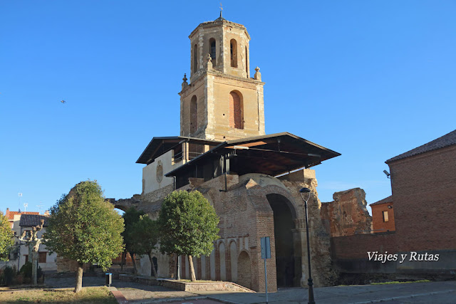 Monasterio de San Benito, Sahagún de Campos, León