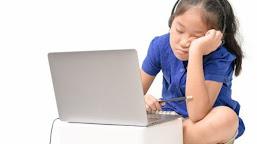 Pengaruh Online Learning Terhadap Kesehatan Mental Pelajar