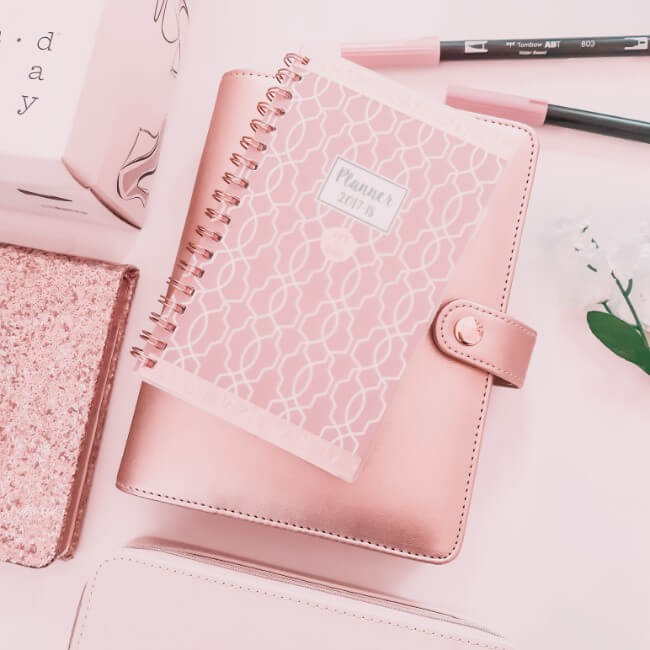 Easy Ways to Bullet Journal in Your Planner