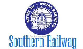 Southern Railway Jobs,latest govt jobs,govt jobs