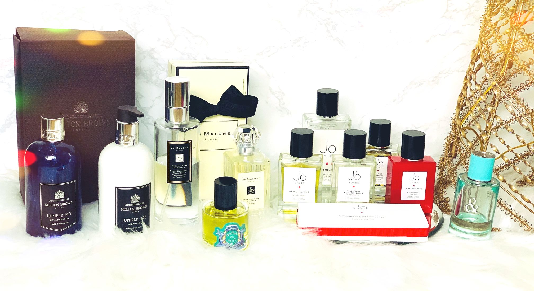 2020 Christmas Gift Guide: Fragrance & Candles
