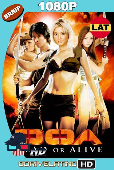 DOA: Vivo o Muerto (2006) BRRip 1080p Latino-Ingles MKV