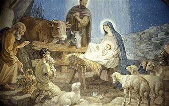 Chúa Hài Đồng - Bạn Tình linh hồn ta Giáng Sinh
