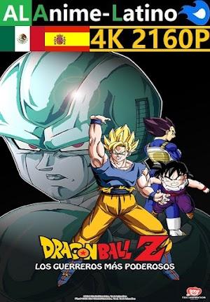 Dragon Ball Z - Los guerreros más poderosos [1992] [4K ULTRA HD] [2160P] [Latino] [Castellano] [Inglés] [Japonés] [Mediafire]