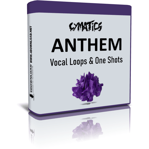 Cymatics - Anthem Vocal Loops & One Shots