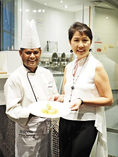 Chef Val Samplings On The Fourteen Restaurant Berjaya Times Square Hotel Kuala Lumpur