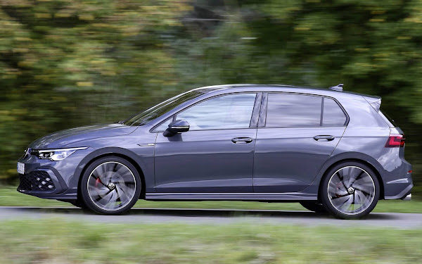 VW Golf GTD Mk8 2021 chega à Europa - fotos e preços