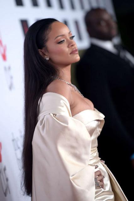 Rihanna – 2nd Annual Diamond Ball in Santa Monica