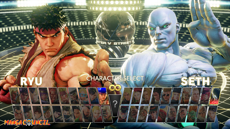 Street Fighter V Champion Edition Ver 05 012 Save Game Manga