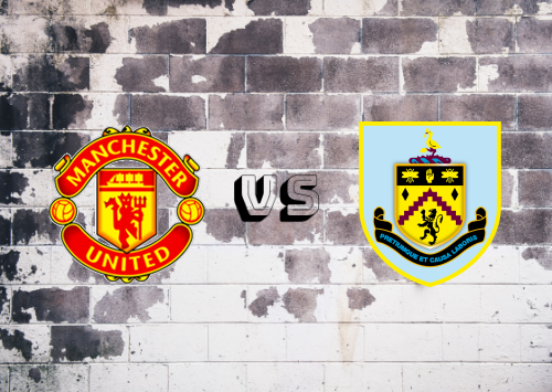 Manchester United vs Burnley  Resumen y Partido Completo