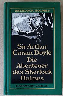 Sherlock Holmes' Abenteuer.