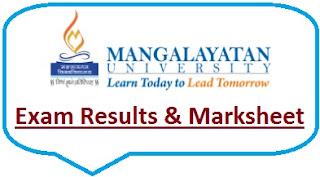 Mangalayatan University Results 2020