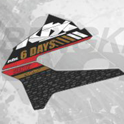 DTRACKER 250 - Sixdays