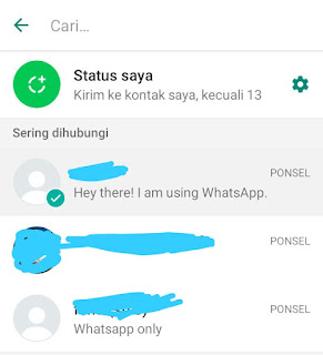 Cara Share Lokasi Di WhatsApp
