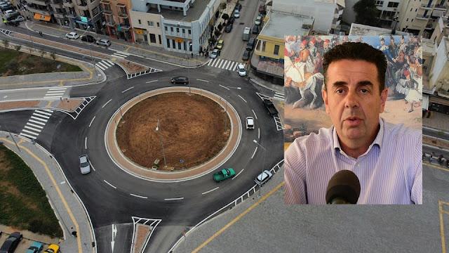 Δ. Κωστούρος: Το έργο του κόμβου στο λιμάνι του Ναυπλίου αναβαθμίζει ολόκληρη την περιοχή