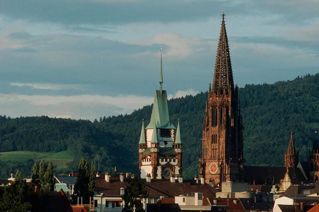 Friburgo in Germania