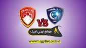 نتيجة مباراة ضمك والهلال يلاشوت اليوم 11-3-2020 في الدوري السعودي