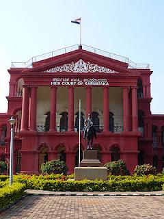 उच्च न्यायालय, कर्नाटक