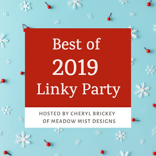 Best of 2019 Linky Party | Best of 2019 | Shannon Fraser Designs #bestof2019