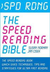Portada de Spd Rdng - The Speed Reading Bible