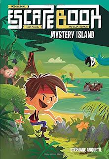 Escape Book: Mystery Island