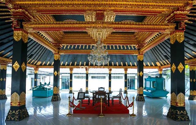Keraton Yogyakarta warisan sejarah Kerajaan