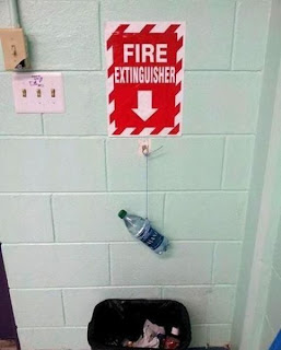 broma de extintor de incendios