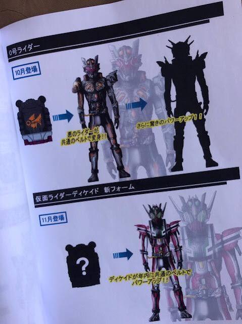 Kamen Rider 2019 Rumors Related Keywords & Suggestions - Kamen Rider
