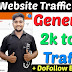 18 Proven Tips to Get Free Website Traffic in 2020 | Proven Ways To Increase Blog/Website Traffic |