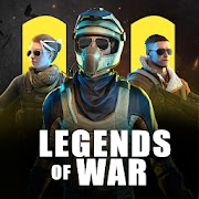 Game Call of Legends War Duty - Free Shooting Games MOD Unlimited Money