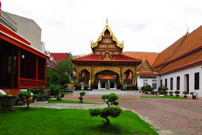 Part of the Bangkok National Museum
