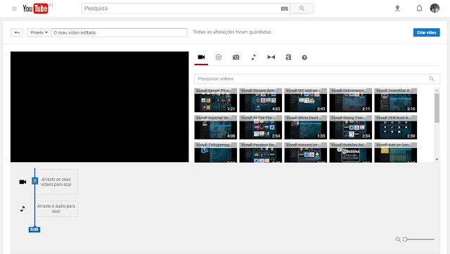 editor youtube