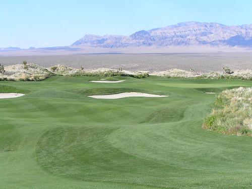 Paiute Golf Resort in Las Vegas