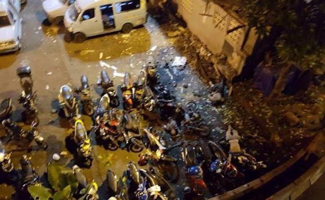 Bom meledak di Halte Trans Jakarta  Kampung Melayu