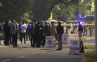 Jaish-ul-Hind ने ली Israeli embassy के बाहर धमाके की जिम्मेदारी, जांच में लगीं सुरक्षा एजेंसियां
