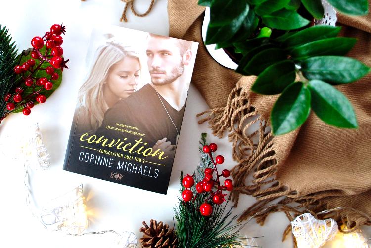 Corinne Michaels, Conviction, recenzja convivtion, blog recenzencki, szósty zmysł wydawnictwo