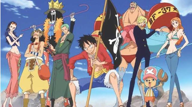 Uniknya Setiap Karakter di One Piece