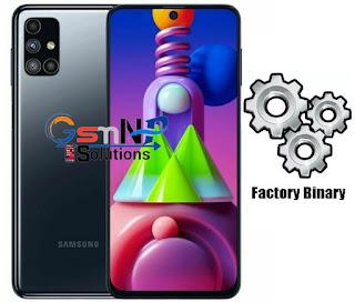 Samsung SM-M515F Combination File Galaxy M51 Free
